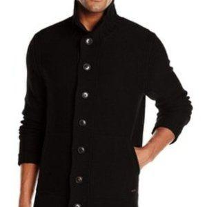 Hugo Boss Grey Wool Cotton Sweater